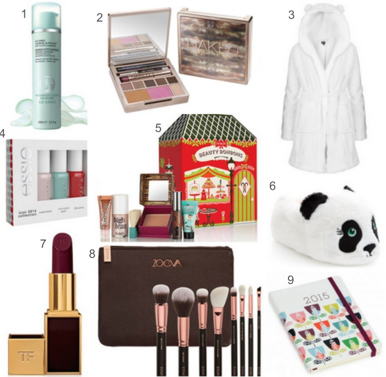 ... gift guide for her elle b beauty related post for christmas gifts